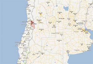 Santiago Map