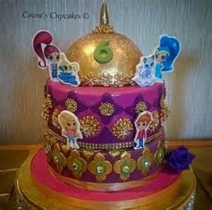 Shine and Shimmer Birthday Cake Ideas