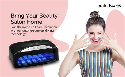 Amazon.com : MelodySusie 54W UV Nail Lamp - Professional