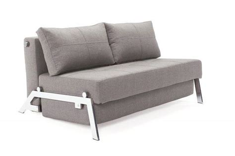 canape lit design sofabed cubed gris fonce innovation