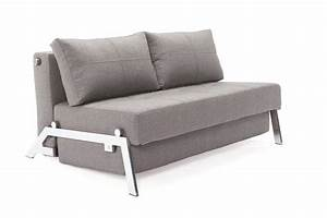 canape lit design sofabed cubed gris fonce innovation With canapé lit convertible gris