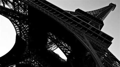 Black Wallpaper Iphone Eiffel Tower by Eiffel Tower Hd Wallpaper Black And White Hd Wallpaper