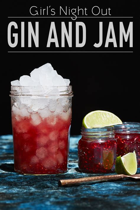 gin and jam this gin cocktail is going to be your new everything