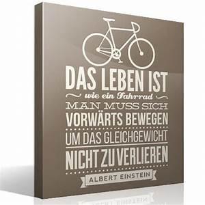 Das Leben Ist Wie Ein Fahrrad : vinilo decorativo das leben ist wie ein fahrrad ~ Orissabook.com Haus und Dekorationen