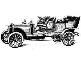 Vintage Car Clip Art Free