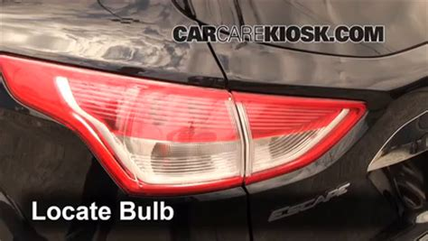 Brake L Bulb Fault 2014 Ford Escape by 2013 Ford Escape 1 6 How To Change Autos Post