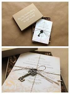 508 best diy wedding invitations ideas images on pinterest for Diy wedding invitations ideas