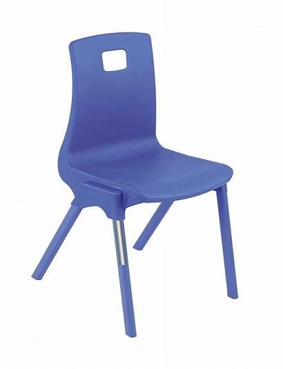 Chair Clipart Furniture Cliparts Clip Classroom Desk