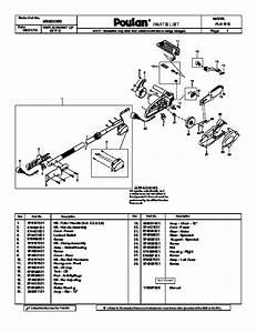 Tr 0034  Poulanchainsawpartsdiagram Schematic Wiring
