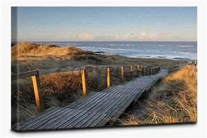 Strandbilder Auf Leinwand : traumhafte sylt motive auf leinwand beste qualit t top preise ~ Watch28wear.com Haus und Dekorationen