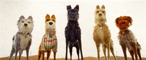 'isle Of Dogs' Is A Critics' Puppy Treat