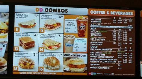 Dunkin' Donuts Menu Prices 2017 Big Farmhouse Coffee Table Nz Nestle Vs Bru Wholesale Second Hand How To Make House Spanish Urban