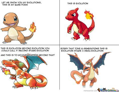 Charmander Meme - charmander evolution line explained dbz style by mememaker101 meme center