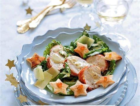 cuisine langouste recette salade césar à la langouste