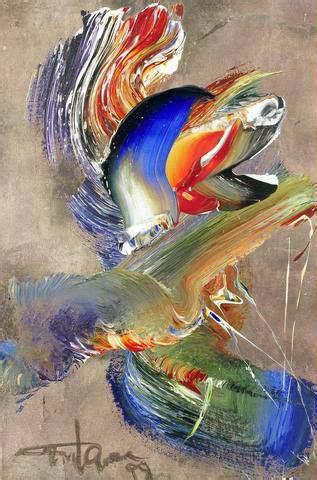 chinar shade ismail gulgee  towering artist