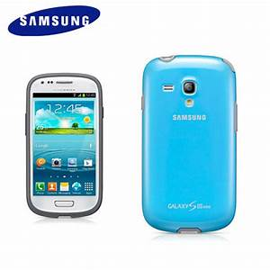 Official Samsung Galaxy S3 Mini case Cover Plus - Light ...