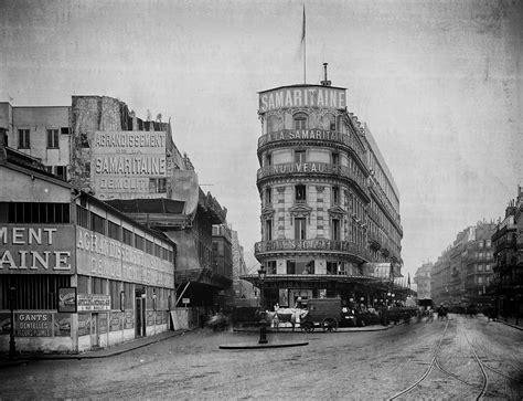 See a recent post on tumblr from @archimaps about samaritaine. paris-fvdv: LA SAMARITAINE PARIS