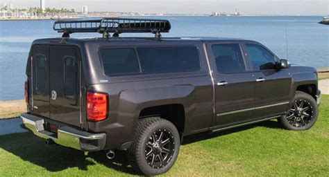 Gmc Canyon Bed Cover by Truck Caps Tonneau Covers Camper Shells Amp Toppers Snugtop