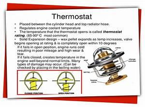 Thermostat Replacement Service And Repair