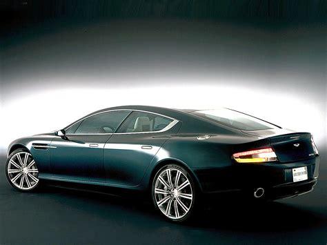 Aston Martin Rapide Concept (2006)