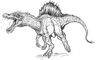 Jurassic Park Coloring Pages