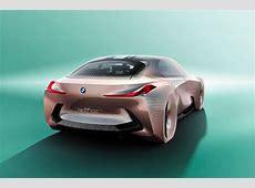 BMW Vision Next 100 concept car unveiled plus video