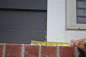 hardie siding gap problem  top nj  home builder