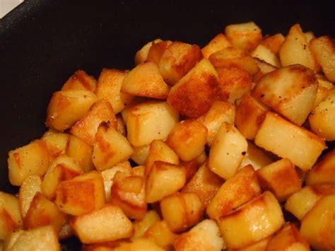 comment cuisiner la patate douce a la poele pomme de terre sautée de ma grand mère dans ma