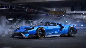 2017 Ford G-T muscle Supercar wallpaper | 1920x1080 ...