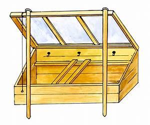 Fabriquer Une Serre En Bois : r ussir ses semis en ext rieur blog oleomac ~ Melissatoandfro.com Idées de Décoration