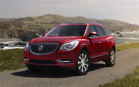 2017 buick enclave overview cargurus