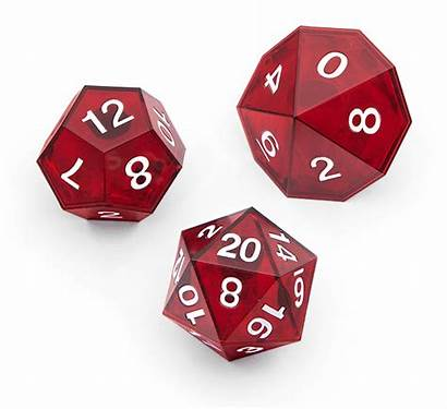 Dice Critical Led Hit Roll Gaming Number