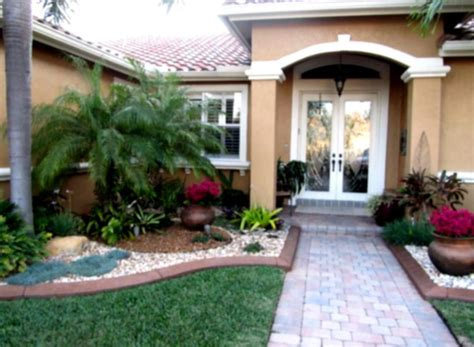 tree landscaping ideas front yard beautiful front yards with landscaping