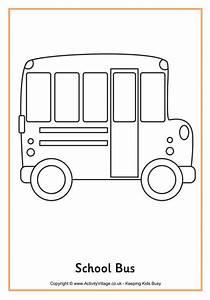 school bus | Back to school, dibujos para colorear de ...