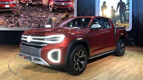 2020 volkswagen truck 2020 vw atlas tanoak truck review 2020 trucks