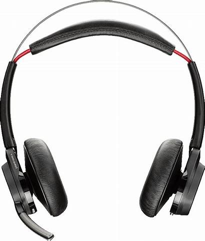 Headset Bluetooth Focus Voyager Uc Hands Poly