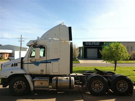 freightliner century class  sn  trucking
