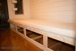 Diy Plywood Bench Seat Diydry co