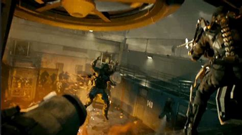 Advanced Warfare's Exo Zombies Coming In