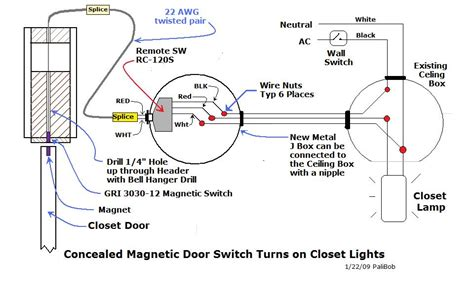 Wiring Diagram For Auto Light Switch by Automatic Closet Lights Electrical Page 3 Diy