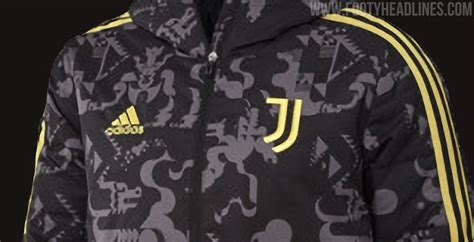 Juventus 2021 Chinese New Year Collection Leaked - Footy ...