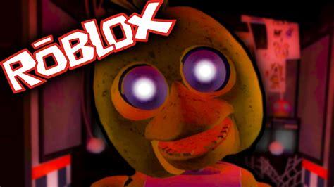 animatronics awakened fnaf   roblox chica jumpscare