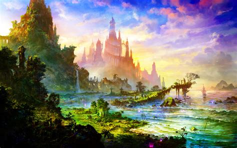Fantasy Hd Wallpapers Free Download