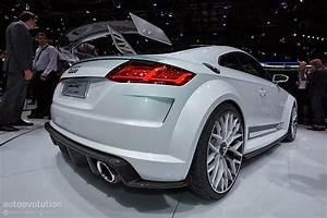 Audi Tt Quattro Sport : audi tt quattro sport concept 420 ~ Melissatoandfro.com Idées de Décoration