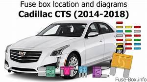 Fuse Box Location And Diagrams  Cadillac Cts  2014-2018