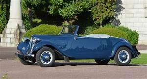 Citroen Traction Cabriolet : 1936 citroen traction avant 7c cabriolet classic driver market ~ Medecine-chirurgie-esthetiques.com Avis de Voitures