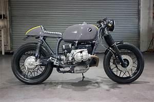 Racing Caf U00e8  Bmw R100  U0026quot Vault  U0026quot  By Kevils Speed Shop