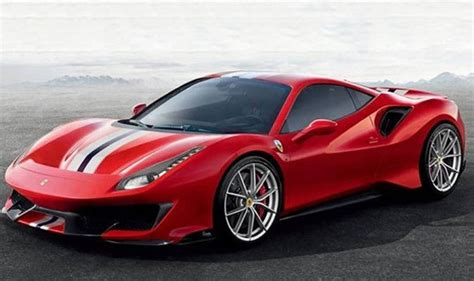 488 Pista Picture by 488 Pista 2018 Leaked Pictures Reveals Car S