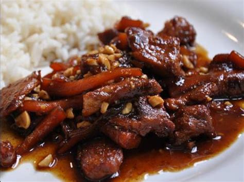cuisine porc recette de cuisine vietnamienne porc au caramel