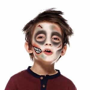 Maquillage Garcon Halloween : maquillages d 39 halloween avec snazaroo ~ Farleysfitness.com Idées de Décoration